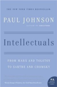 Intellectuals by Paul Johnson