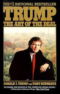 The Art of the Deal by Donald Trump with Tony Schwartz