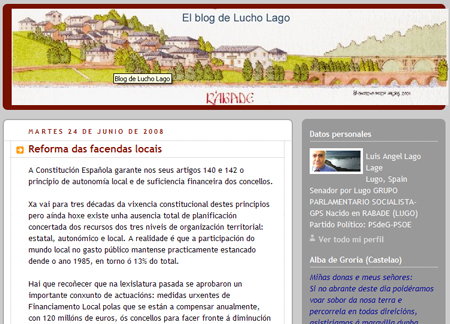 Blog de Lucho