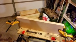 Clamped for jointing