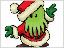 Cthulhu Christmas Cards