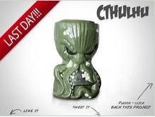 Cthulhu & Zombie Mugs