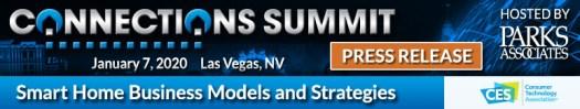 Connections Summit, Parks Associates (logo)