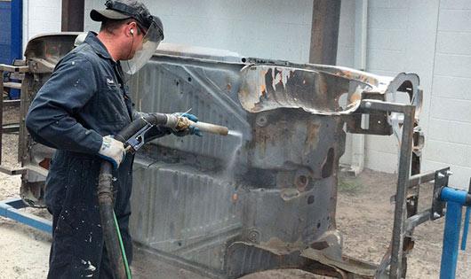 Wet Abrasive Blasting Blastall Equipment Amp Supply
