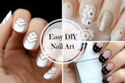 cute and easy diy nail art ideas