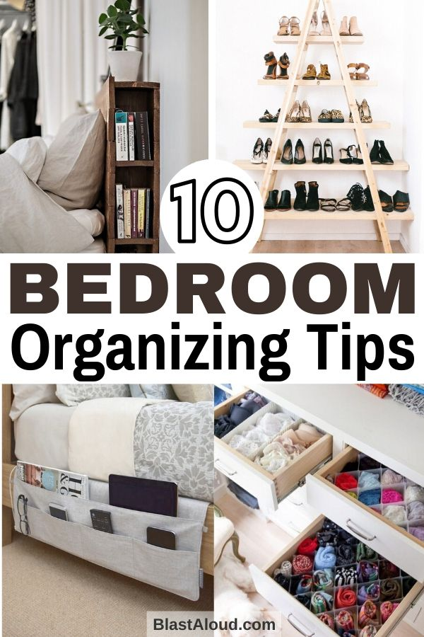 10 Bedroom Organization Ideas For Small Bedrooms That Ll Save You So Much Space