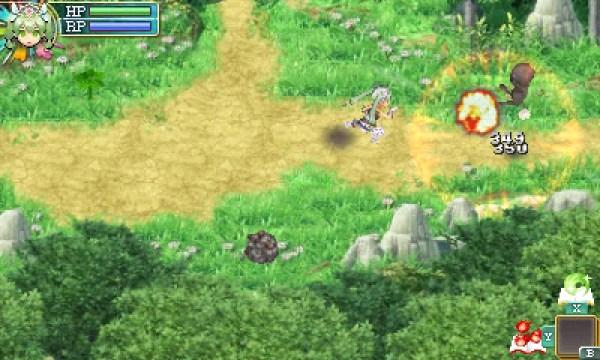 Rune Factory 4 Screen 4