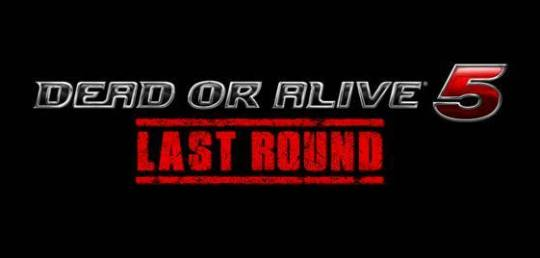 Dead or Alive 5 Last Round Logo