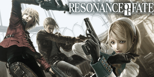 Resonance of Fate Cover Art