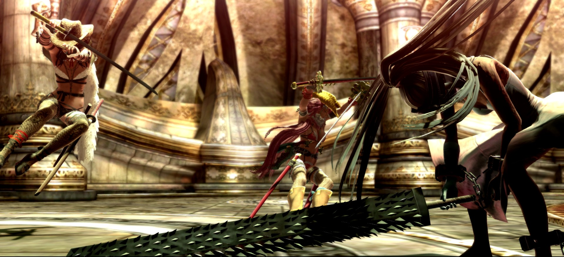 Onechanbara Z2 Chaos Gets A Street Date For July Blast Away The