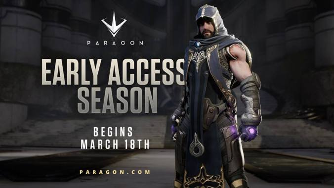 Epic Games Prepares to Launch Paragon Early Access Monday