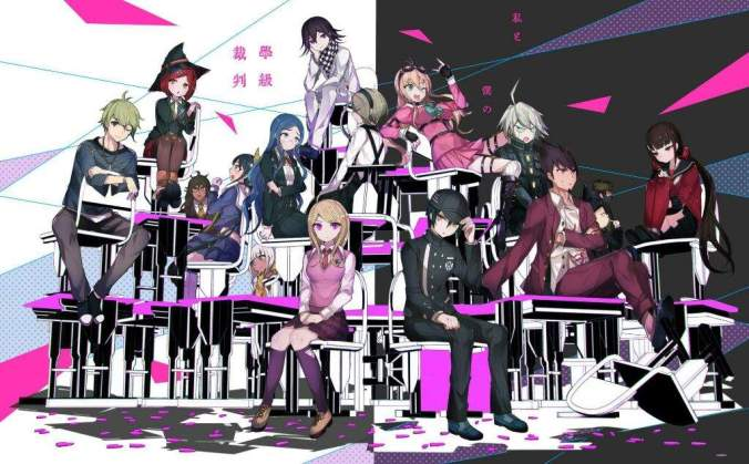 danganronpa-v3-cast