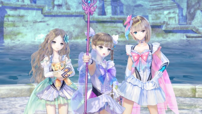 BlueReflection_Screenshot01