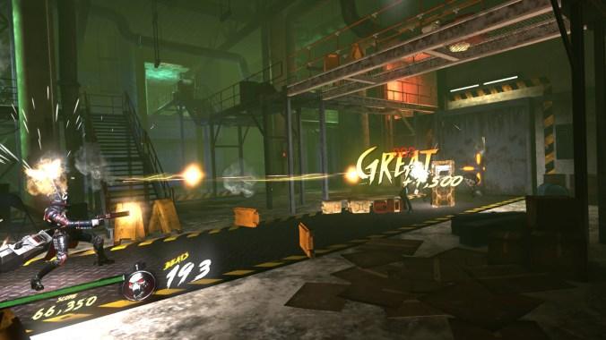 GUNGRAVE VR U.N - 02