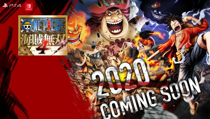 one-piece-pirate-warriors-4-announce