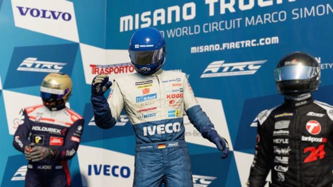 FIA European Truck Racing 7