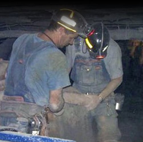 Concrete Mining Application