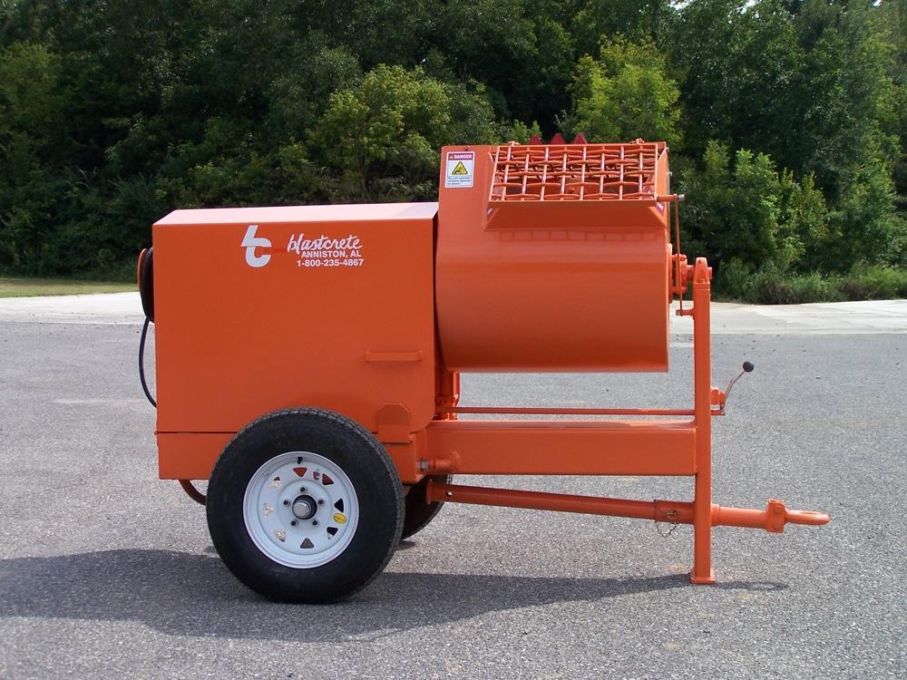 500 lb. Capacity Paddle Mixer