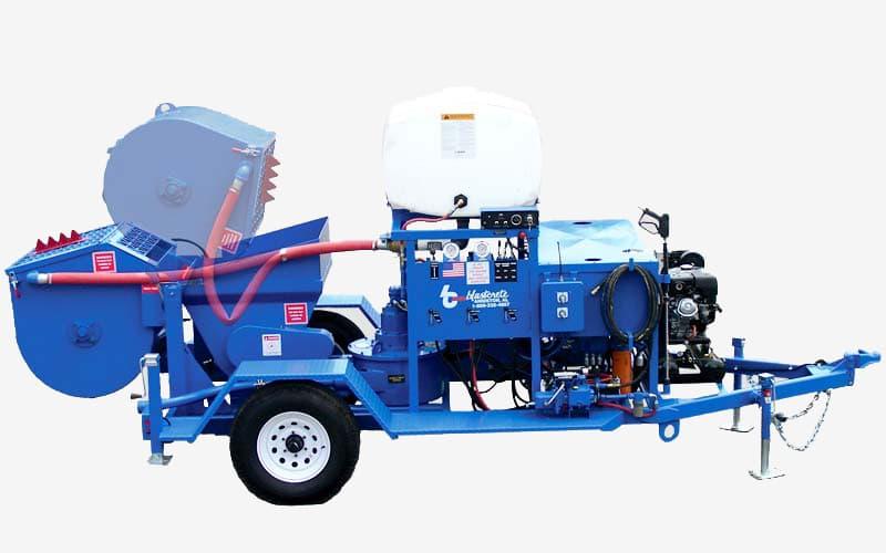 Hydraulic Mixer Pump