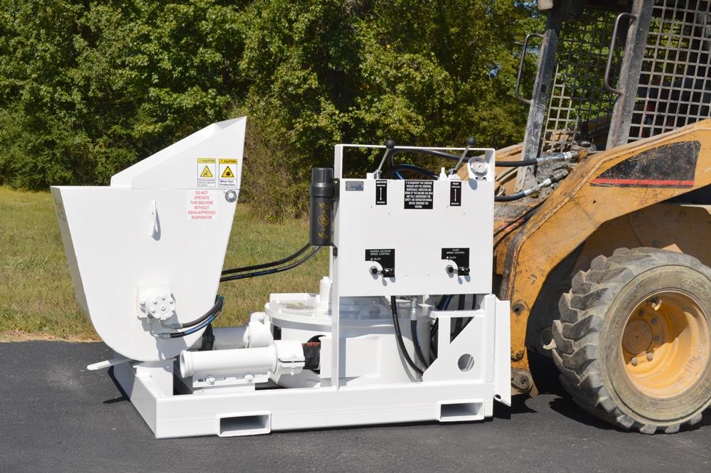 D6528 Concrete Pump Attachment