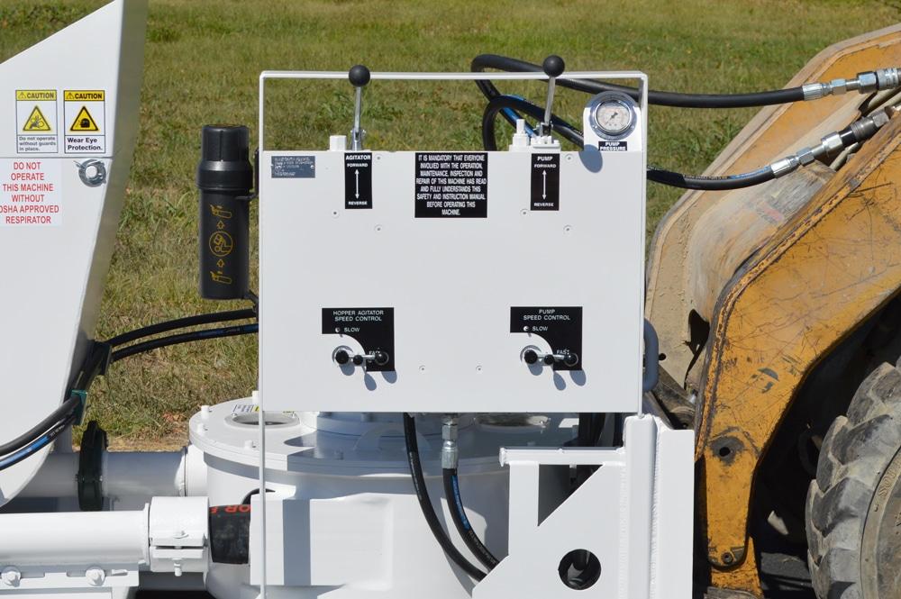 D6528 Concrete Pump Controls