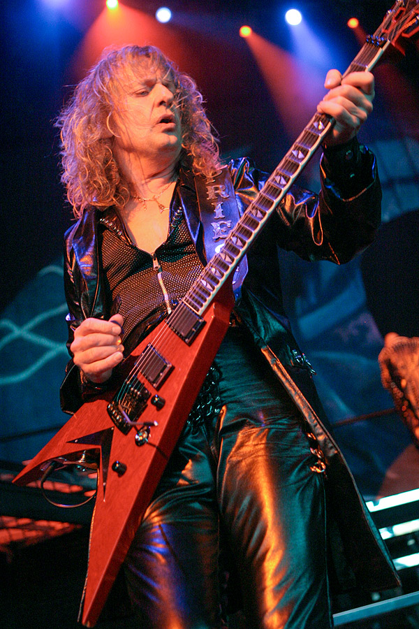K. K. Downing : downing, Think, Downing, Kicked, You've, Another, Thing, Comin', BlastEcho
