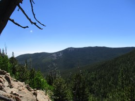 view from St. Vrain