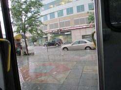 Denver 16th Street Mall flood