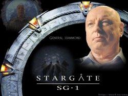 Don S. Davis as General George Hammond on Stargate SG-1