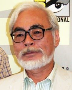 Miyazaki's attendance at Comic-Con meant attendees finally got to ask questions and gain insight into what inspires this gifted animator
