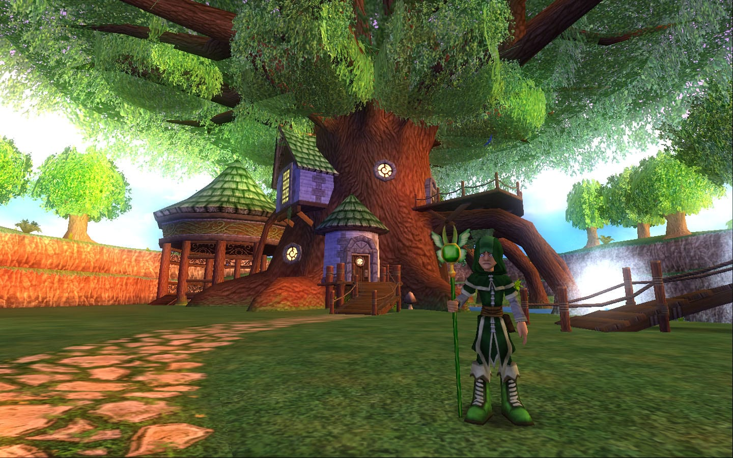 New Housing Options Soon Available In Wizard 101 Blast