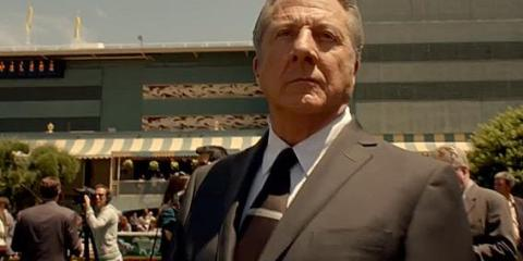 """Even the mindful gangster Ace Bernstein (Dustin Hoffman) may not be ready for what lies on the horizon as we near the end of """"Luck's"""" first season"""