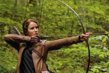 "there can be no comparison between ""The Hunger Games"" and ""The Twilight Saga"" because (and I want to make this abundantly clear) ""The Hunger Games"" is actually -- good."