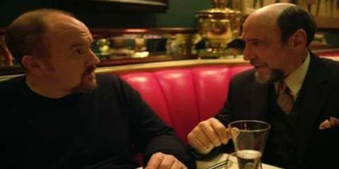 F. Murray Abraham stars as Uncle Excelsior, who demands Louie visit his father