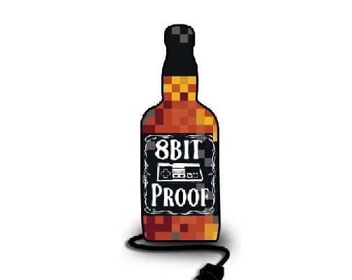 8bit Proof Logo (Smaller)