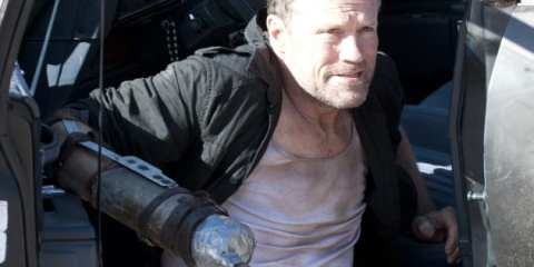 Merle (Michael Rooker) takes center stage in this week's episode