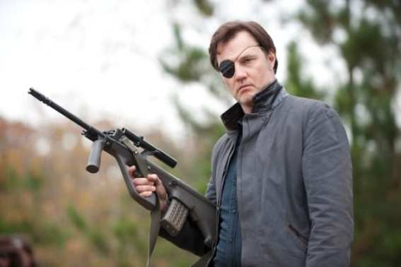 The Governor (David Morrissey) wreaks havoc in the season finale of The Walking Dead