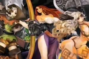dragons-crown-elf-sorceress-and-amazon1