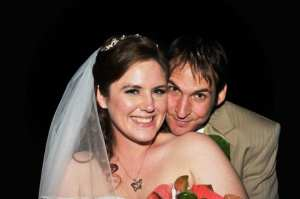 In October 2008, the doctors performed a second surgery, cleaning away scar tissue that was pressing against my bile ducts. From there, things began to improve. In December 2008, two weeks before getting married to Trine, I was back in the gym.