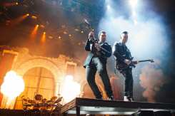 Avenged Sevenfold, Defttones, and Ghost at The Garden -- The Big Gallery