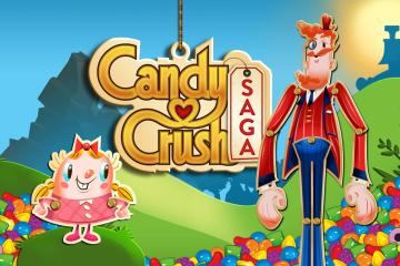 Candy Crush Saga comes to the Amazon App Store October 17