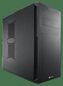 Corsair Carbide Series 200R Black Steel / Plastic computer case