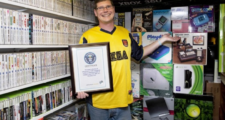10607 Video Games Sets New Guinness Record