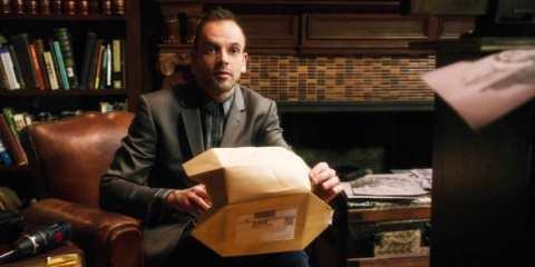 Sherlock (Jonny Lee Miller) solves the case of a mysterious fossil on this weeks Elementary.