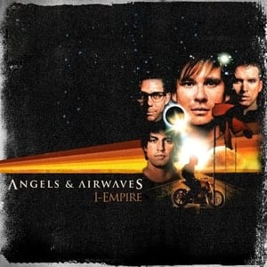 Angels and Airwave's first album, I-empire. Media Credit to Wikipedia