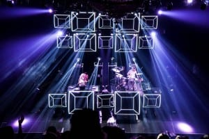 The duo performs with Skrillex tonight at UMass Amherst