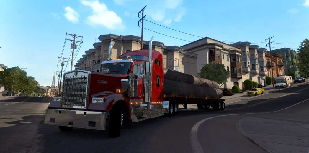 After the overwhelmingly positive reception of SCS's Euro Truck Simulator 2, American Truck Simulator is likely to follow suit.