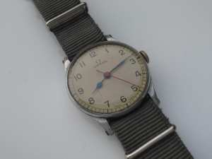 Omega British WW2 watch