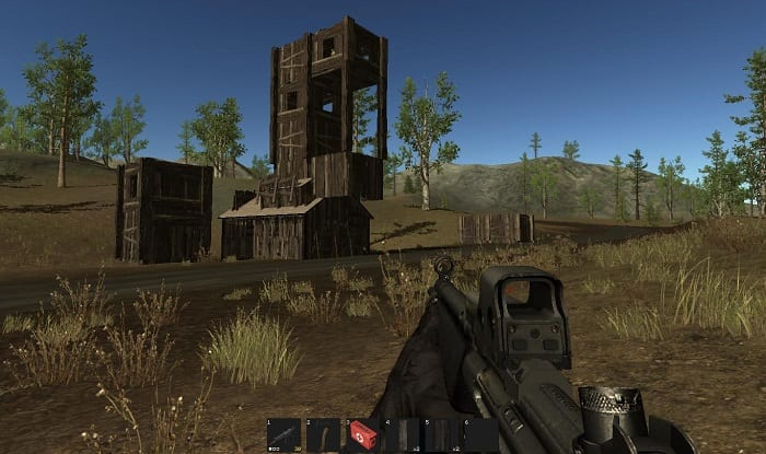 There are few survival games that have managed to capture the survival aspect as well as Rust