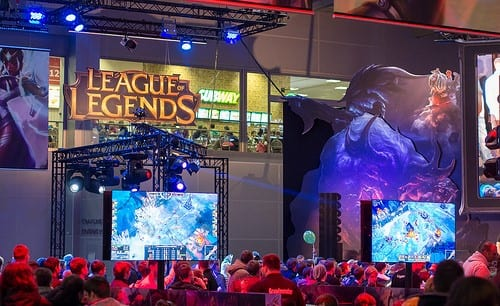 """League of Legends at Igromir 2013"" (CC BY-SA 2.0) by Sergey Galyonkin"